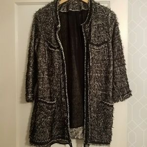 ZARA Sweater Cardigan/Coat